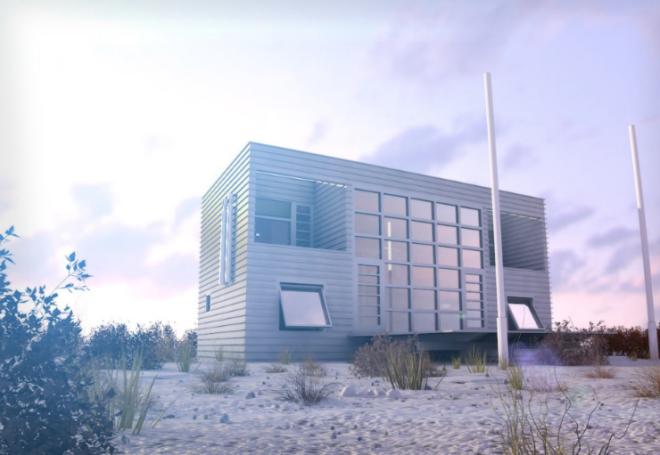 Casa playa Chile 6