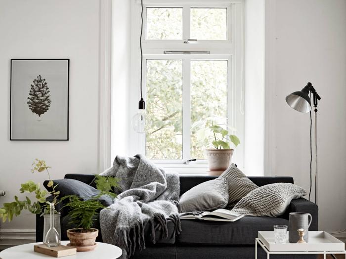 Monoambiente gris 2