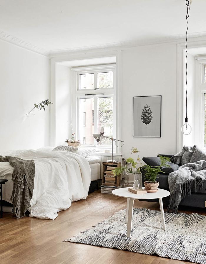 Monoambiente gris 3