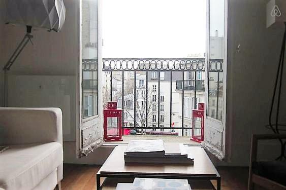 Paris airbnb 6