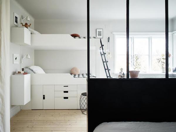 un dormitorio para tres 4