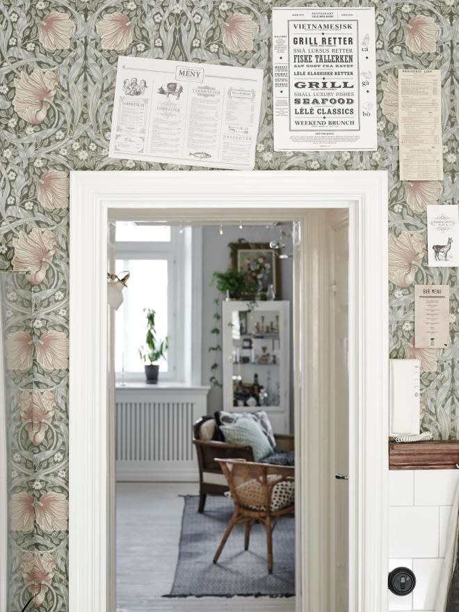 casa papel verde 5