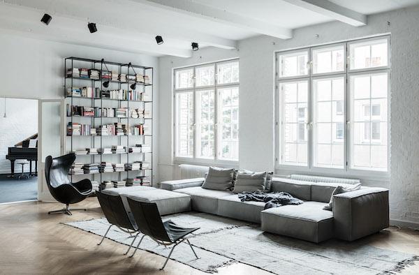 Loft y estudio Berlin2