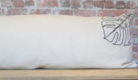 Almohadón Tussor 1.40 por 40 cm San Pablo extremo 1