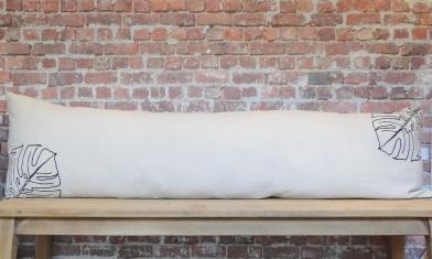 Almohadón Tussor 1.40 por 40 cm San PAblo frente