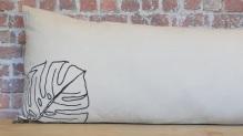 Almohadón Tussor 1.40 por 40 cm San PAblo