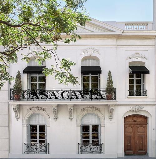 Casa Cavia.