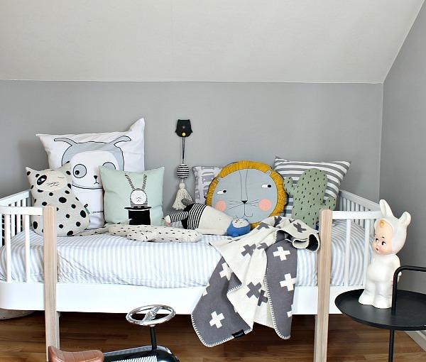 Dormitorio Infantil.