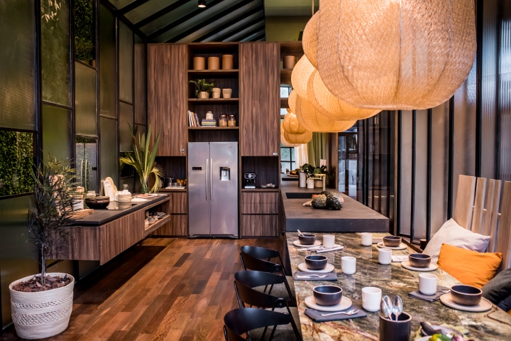 El Vivero – Open Kitchen en Estilo Pilar 2018.