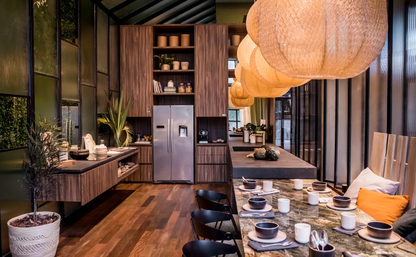 El Vivero – Open Kitchen en Estilo Pilar2018.